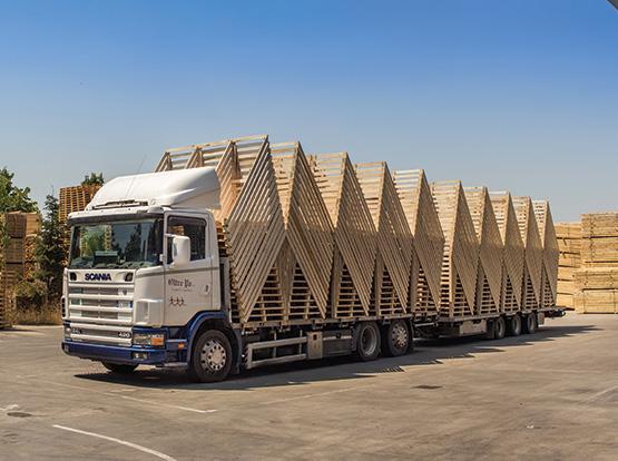 oltre po poviglio trasporti legno